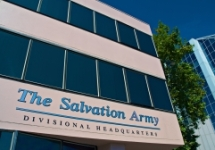 Solar Control Window Film to Salvation Army